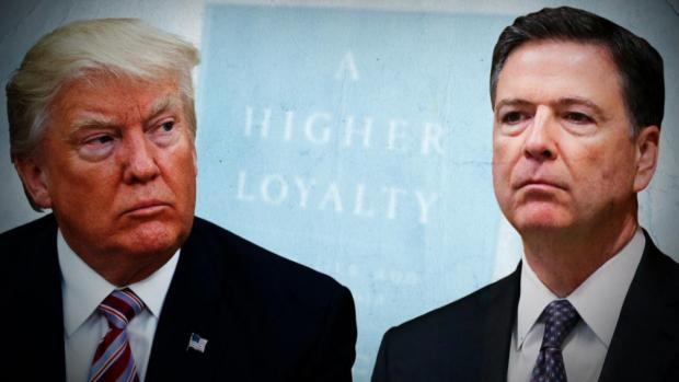 [NATL] Justice Department Releases Comey Memos to Congress