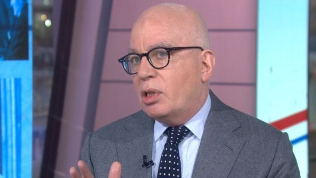 [NATL] 'Fire and Fury' Author Michael Wolff Discusses Shocking Trump Tell-All Book