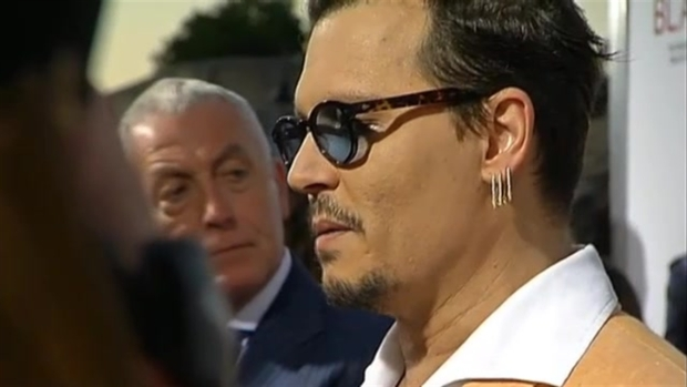 Johnny Depp: 'I Was Really, Really Blown Away'