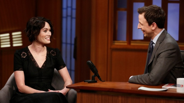 "[NATL] Lena Headey Talks ""Game of Thrones"" Partying, Rupaul"