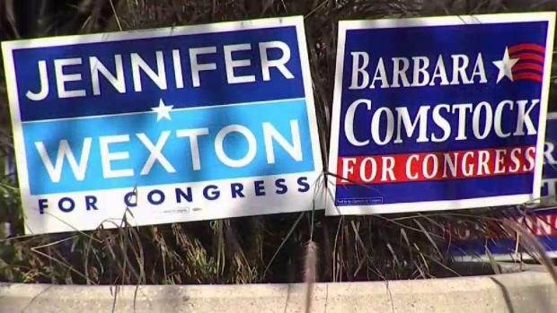[DC] National Issues Loom Large in Key Virginia House Race