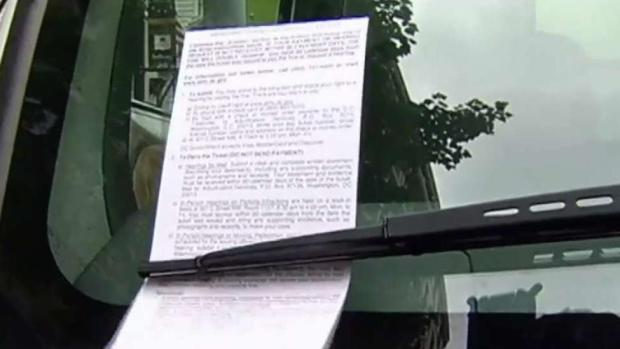 [DC] Neighbors in DC Could Soon Issue Parking Tickets