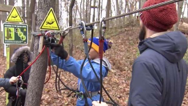 [DC] Nonprofit Gives DC Kids an Outdoor Education