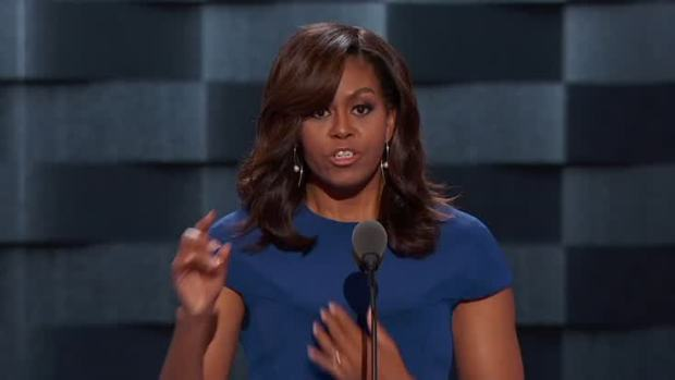 Michelle Obama Calls on Democrats to Get Out the Vote