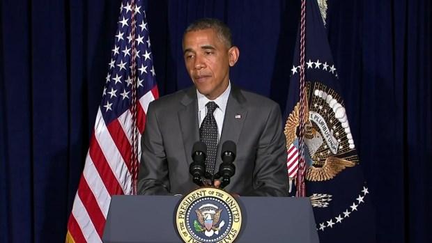 [DFW] President Obama Addresses Border Crisis
