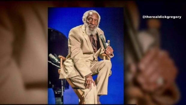 [DC] Parade Honors Dick Gregory's Life
