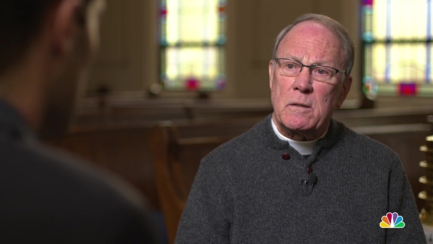 [DC] Pastor Counseled Helicopter Crash Victim's Husband in First Months as Maryland State Police Chaplain
