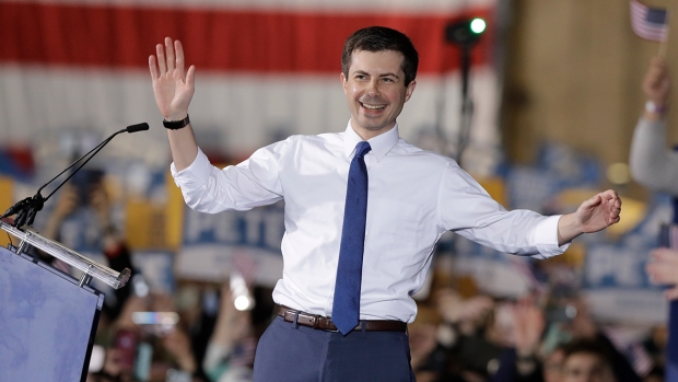 Pete Buttigieg Officially Announces Presidential Run