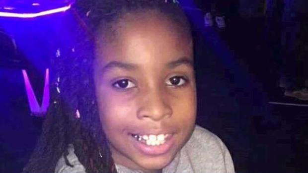 DC Police Hunt for Girl's Killer
