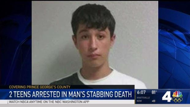 Police: Teen Knew Homeless Man He, Friend Killed