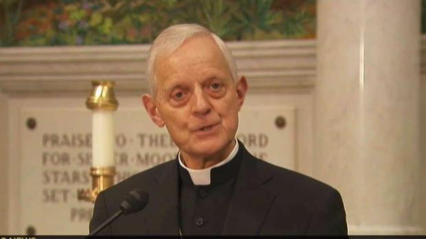 [DC] Pope Francis Accepts Archbishop Cardinal Wuerl's Resignation