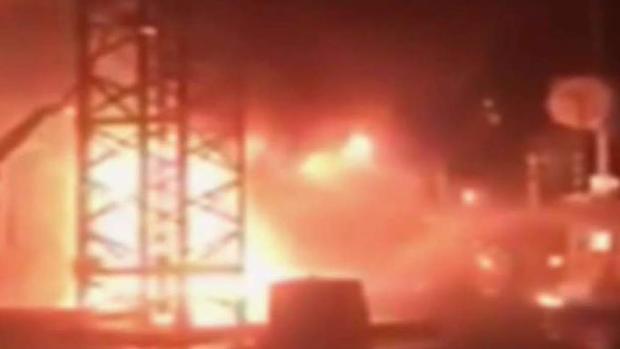 [NATL-MI] Power Plant Explosion Causes Blackouts
