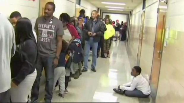 [DC] Prince George's Voters Encounter Problems at Polls