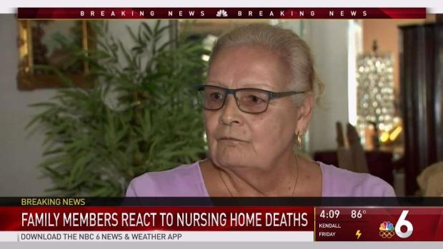 Eight dead at Florida nursing home that lost power during Hurricane Irma