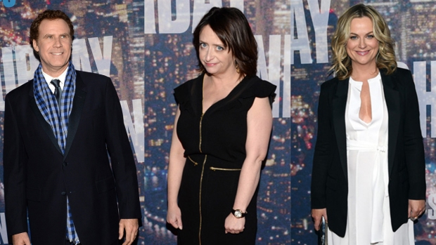 """SNL"" 40th Anniversary Red Carpet Arrivals"