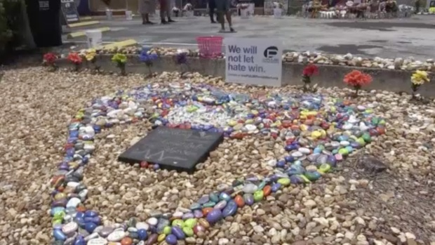 Mourners Mark One-Year Anniversary of Pulse Nightclub Attack