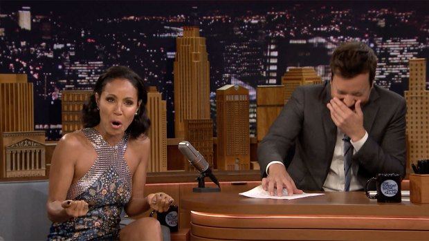 [NATL] 'Tonight': Jada Pinkett Smith Took a Groupon Swamp Tour With Will Smith