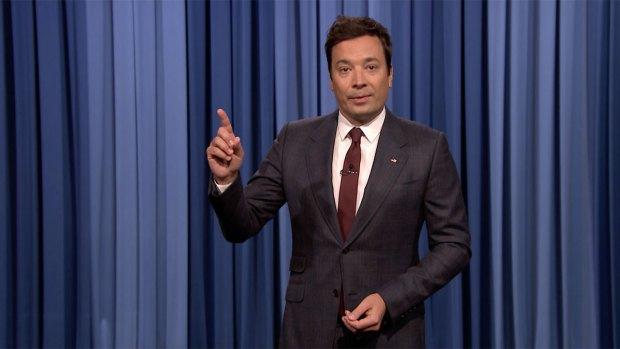 'Tonight': Fallon Says He's 'Sick' Over Va. Violence