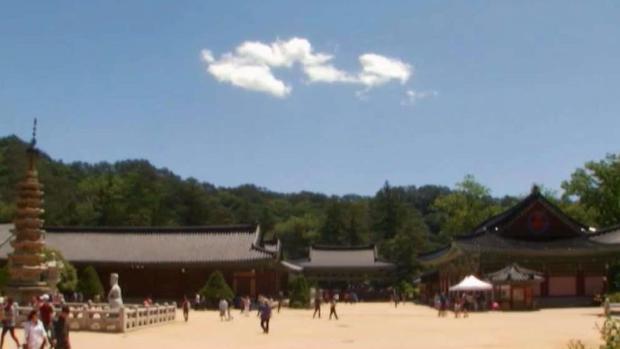 [DC] Serenity in South Korea: Inside Woljeongsa