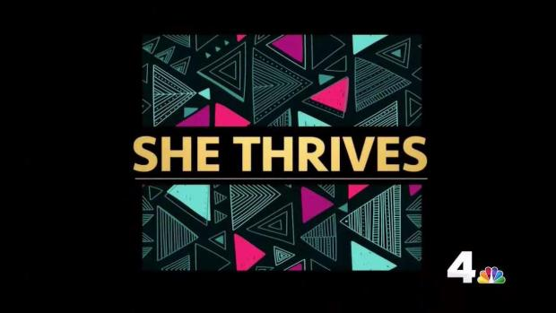 She Thrives: Women of Color Breaking Barriers