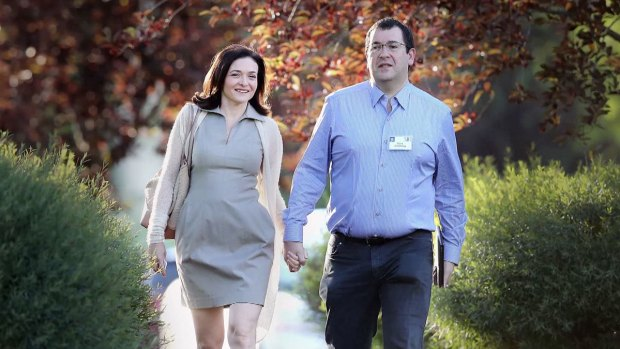 [NATL] Dave Goldberg, Husband of Sheryl Sandberg, Dies Suddenly