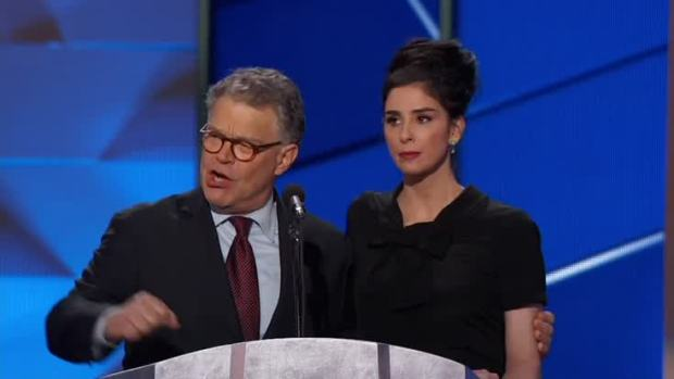 Sarah Silverman Calls Sanders Holdouts 'Ridiculous'