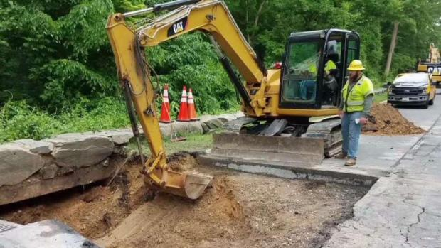 [DC] Sinkhole Closes George Washington Parkway for Several Days