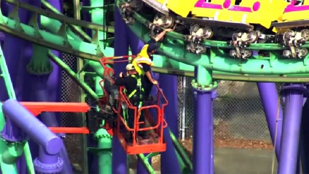 [DC] Six Flags Ride Had Been Inspected in March
