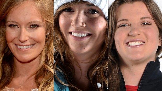 U.S. Snow Queens: Snowboarding's Royals