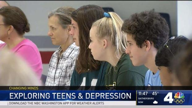 Sources of Strength: Helping Teens Identify Depression