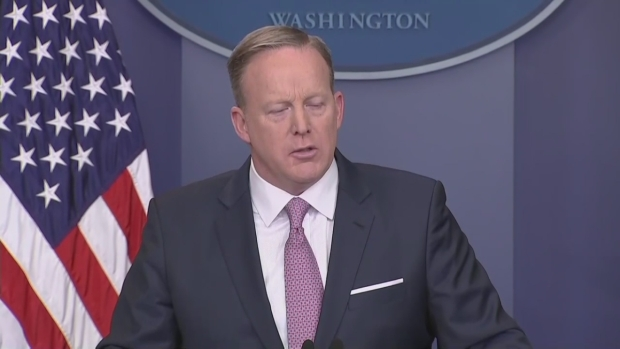 [NATL] Spicer Doubles Down on Inauguration Audience Claim