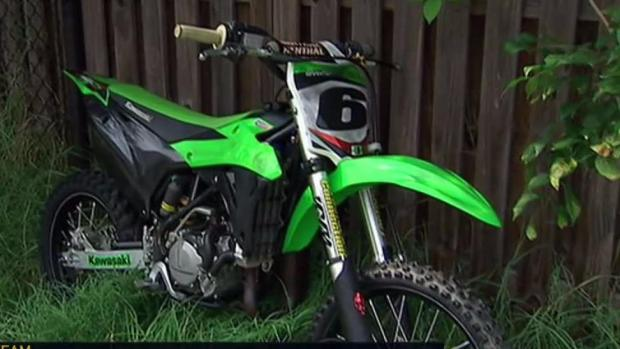 Spike in Dirt Bike, ATV Thefts