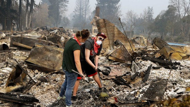 Wine Country Wildfires: The Smoldering Aftermath