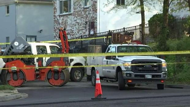 Street Paver Shot and Killed in Southeast DC