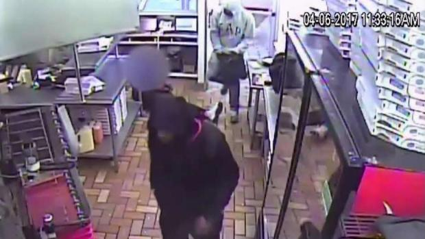 Surveillance Video Helps Put Men in Jail for Crime Spree