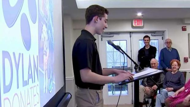 Teen Finds Passion Helping Others Through paws4people