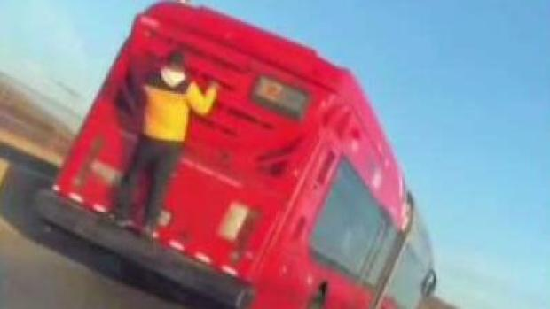 [DC] Teen Hitches Dangerous Ride on Back of Metrobus
