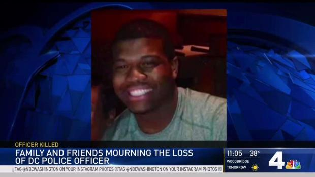 Tips Sought on Who Led to DC Officer's Fatal Crash