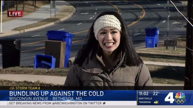 Tips for Staying Warm as DC Braces for Colder Weather
