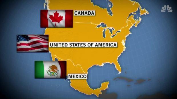 [NATL]USMCA Trade Deal to Replace NAFTA