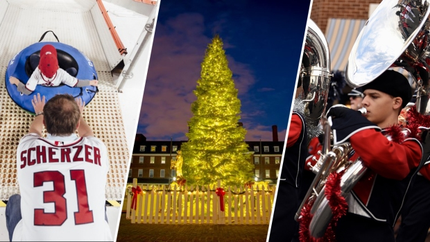 12 Winter & Holiday Events You Won't Want to Miss