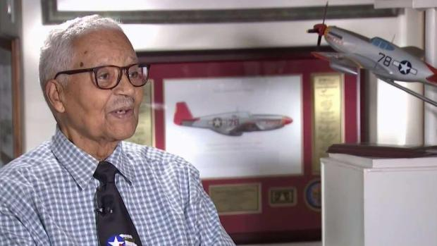[DC] Tuskegee Airman Flying Back to Sky for 99th Birthday