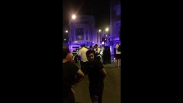 [NATL] Police: Vehicles Strikes Pedestrians in North London