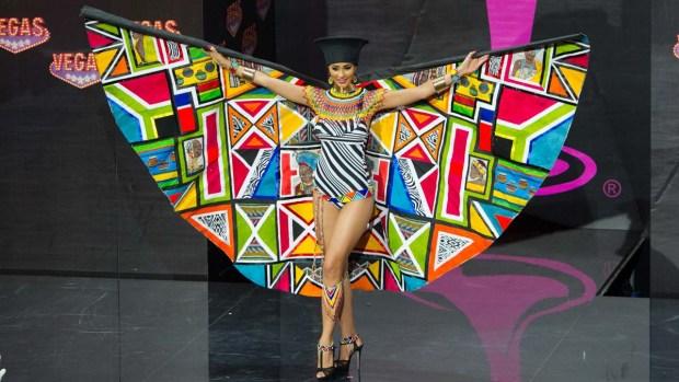 [NATL] Miss Universe 2013: Contestants in Costume