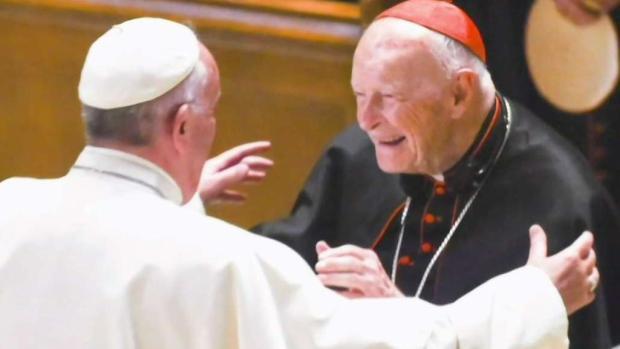 [DC] Vatican Defrocks Former US Cardinal McCarrick Over Sex Abuse