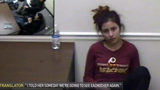 [DC] Video Shows Virginia Teen Confess to Killing Girl