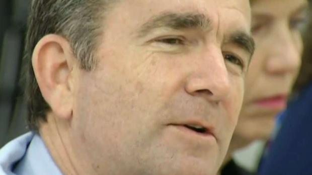 Virginia Gov. Northam Under Fire for Racist Photo