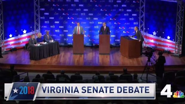 Virginia Senate Debate Opening Remarks