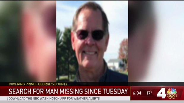 Son of Missing Md. Man Speaks About Search