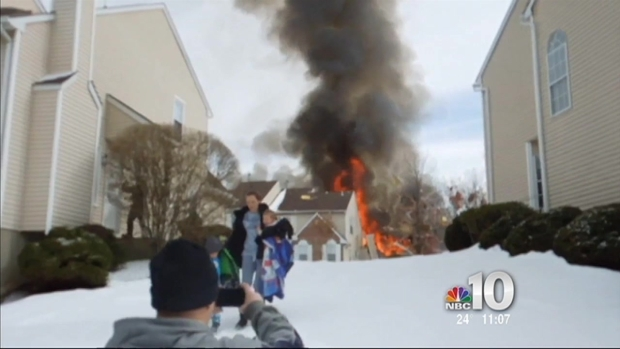 """[PHI] NJ Explosion Witness: """"It Was Just Chaos"""""""